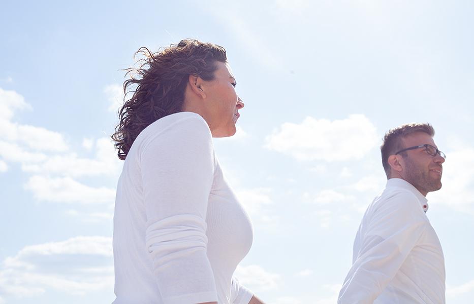 Hochzeitsfotografin Elbstrand Altona Hafen