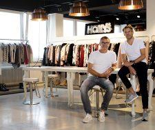 Showroom Fashion Businessportrait Modecentrum Hamburg
