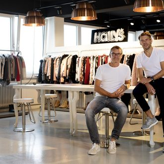 Showroom Fashion Businessportrait Modecentrum Hamburg