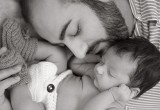 Newborn Fotografin mobil