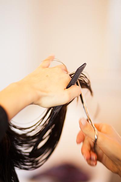 Imagefotos Hairstylist