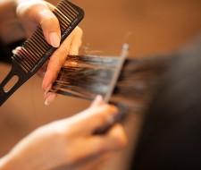 Businessfotos Hairstylist Haarschnitt Norddeutschland