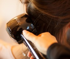 Frisör Hairstyling Hairstylist